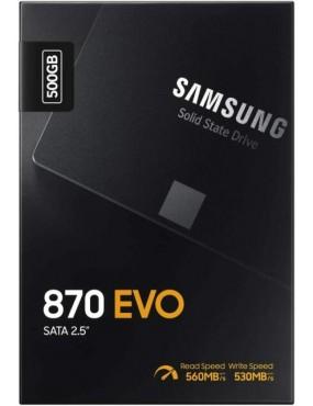 SSD Samsung 870 Evo 500Gb